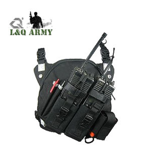 Commander Dual Radio Chest Harness
