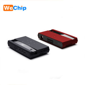 Wechip Newly H96max Octa Core DLP ANSI 150 Lumens Android Smart Mini Projector for Wholesale
