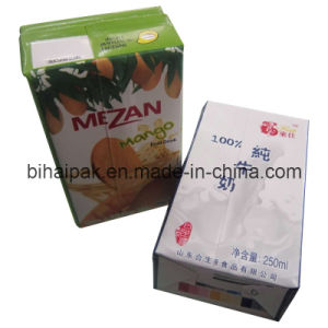 Liquid Food Aseptic Laminated Packaging Paper
