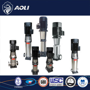 Aldt Vertical Stainless Steel Multistage Pump pictures & photos