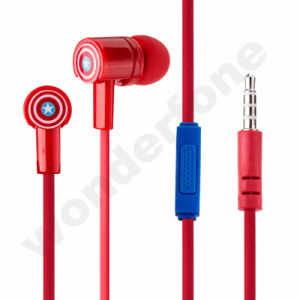 Best Noise Cancelling Earphones for Android Phone with Avengers design