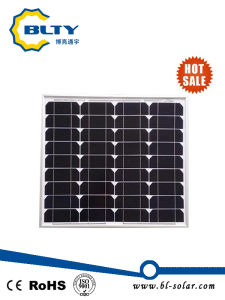 30W Popular Mono Solar Panel with 36PCS Cells pictures & photos