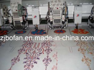 OEM 3 in 1 Mixed (Flat, Sequin&Chenille) Embroidery Machine pictures & photos
