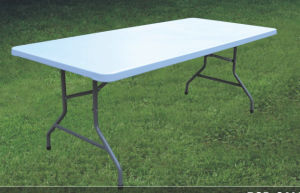 200*90cm Inch Banquet Plastic Folding Table