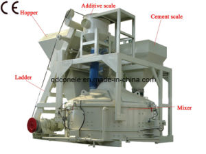MP Series Planetary Concrete Mixer (MP500)