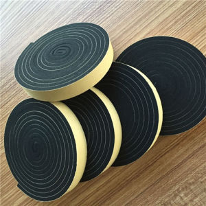 Closed Cell Neoprene Foam Tape for Seals and Gasket pictures & photos