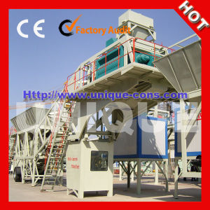 Movable Concrete Mixing Machine Utm-35