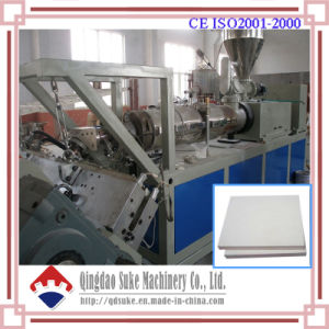 PVC Free Foam Board Production Extrusion Line pictures & photos