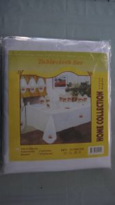 DPF 100%Polyester Restaurant Table Cover pictures & photos
