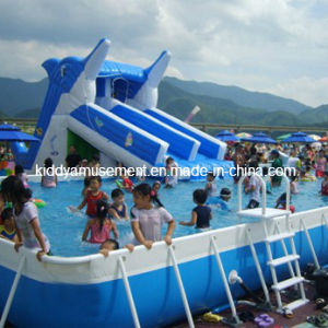 Popular Inflatable Water Slide for Water Park