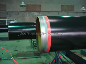 2PE Coated ERW Steel Pipe pictures & photos