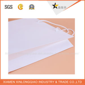 Factory OEM High Quality Custom Design Paper Bag with Handle pictures & photos