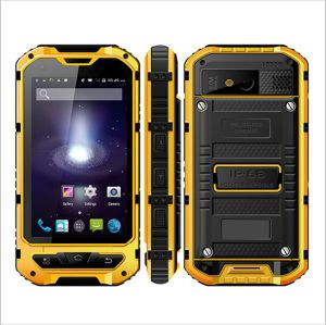 official photos 79a59 6c046 4.0inch A8 IP68 Waterproof Phone Mtk6582 2GB RAM+16GB ROM NFC Quad Core 3G  Android Phone