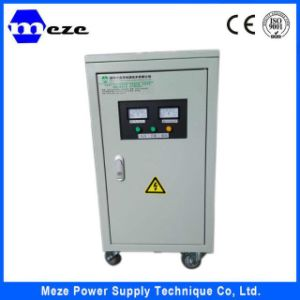 30kVA 3phase AC Power Regulator AVR Voltage Stabilizer pictures & photos
