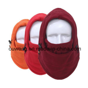 Winter Warm Fleece Beanies Hats Ski Snowboard Balaclava Face Mask pictures & photos