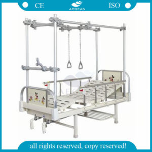 AG-Ob004 Ce& ISO Qualified 2 Cranks Metal Orthopedic Bed pictures & photos