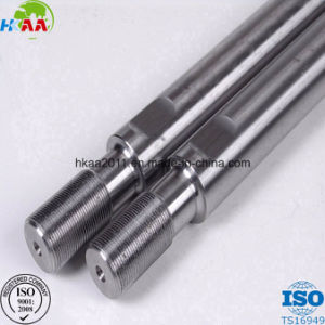 OEM Custom Stainless Steel Transmisson Spur Gear Shaft pictures & photos