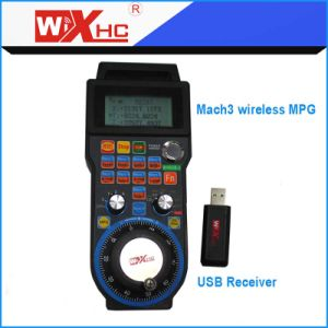 China 4 axis wireless usb mach3 hand wheel cnc usb manual pulse 4 axis wireless usb mach3 hand wheel cnc usb manual pulse generator whb04b 4 aloadofball Image collections