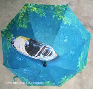 High Quality Sun and Rain Umbrella pictures & photos