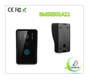 "2.4G 7"" TFT Wireless Video Door Phone Intercom Doorbell Home Security Camera Monitor pictures & photos"