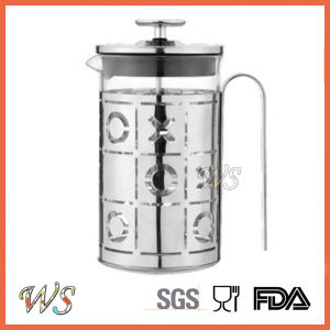 Wschxx035 Stainless Steel French Press Coffee Maker Hot Sell Coffee Press