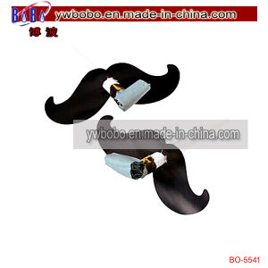 Yiwu Market Party Favor Mustache Blowouts Novelty Holiday Gift (BO-5541) pictures & photos