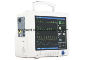 Medical Multi Parameters Portable Patient Monitor pictures & photos