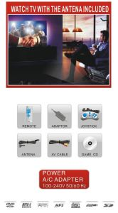 Yi-388 Home Entertainment DVD Projector pictures & photos