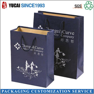Kraft Paper Bag with Color Print Paper Shopping Bag pictures & photos