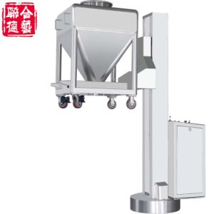 Gtx-1000 Upright IBC Bin Fixed Pharmaceutical Lifter