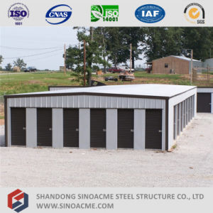 Sinoacme Fabricated Low Cost Steel Structure Storage Building