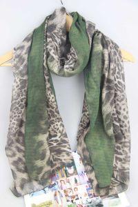 230b8b4f3 100*180cm Printed Leopard Women Shawl Scarf Fashion Accessories