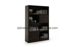 European Style Home Furniture Wooden Bookcases (SG-09) pictures & photos