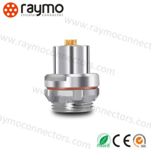 Circular Push Pull DBP Dbpu 104 A016 16 Pin Electrical Socket/Connector pictures & photos