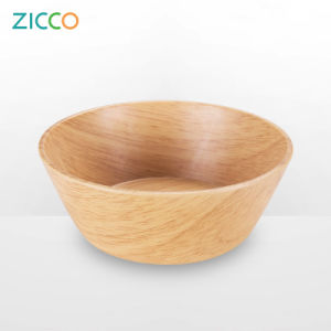Wooden Decal Melamine Bowl pictures & photos