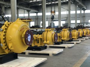 Bm Series Slurry Pump (4/3 6/4 8/6) pictures & photos