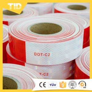 DOT-C2 Reflective Conspicuity Marking Tape pictures & photos