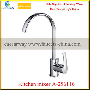 Single Lever Water Kitchen Sink Tap pictures & photos