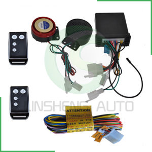 Voice Speaking Motorcycle Alarm System pictures & photos