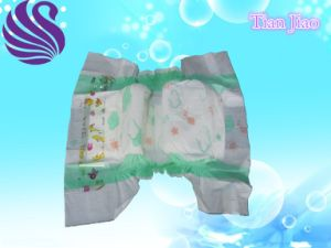 Dry Surface Disposable Baby Diapers pictures & photos