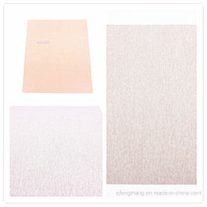 Metal Grinding Calcined Aluminum Oxide Latex Abrasive Paper/ Sandpaper Jx275 pictures & photos