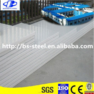 Flat Polystyrene Sandwich Panel Interior and Exterior pictures & photos