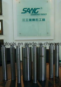 China Professional Grade Wet Diamond Core Bore Bits (SG-016) pictures & photos