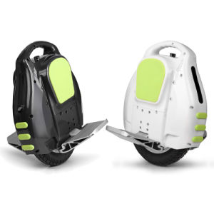Airwheel 170wh Self Balance Electric Unicycle Scooter Black/White