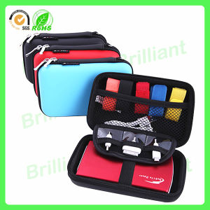 Professional Customized EVA Electronic Storage Case for Hard Disk USB (KEC-002)