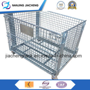 Heavy Duty Scale Qaulified Mesh Container pictures & photos