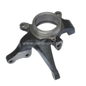 OEM High Quality Forged Steering Knuckle with CNC Machining pictures & photos