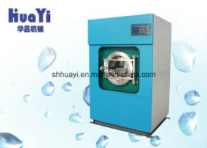 Industrial Washer Extractor Machine ISO Ce with Safety Door Interlock System pictures & photos