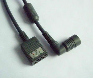 Colin Bp-306/Bp88 IEC 6pin 3/5 Leadwireset ECG Cable pictures & photos