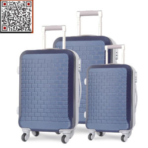New Arrival ABS Hard Case Travel Trolley Luggage pictures & photos